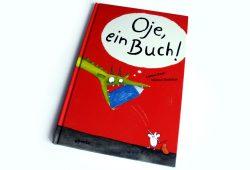 Lorenz Pauli, Miriam Zedelius: Oje, ein Buch! Foto: Ralf Julke