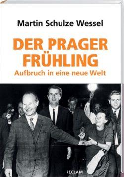 Der Prager Frühling. Cover: Reclam
