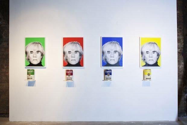Porcu Sandro. Warhol. Foto: Angelina Perke