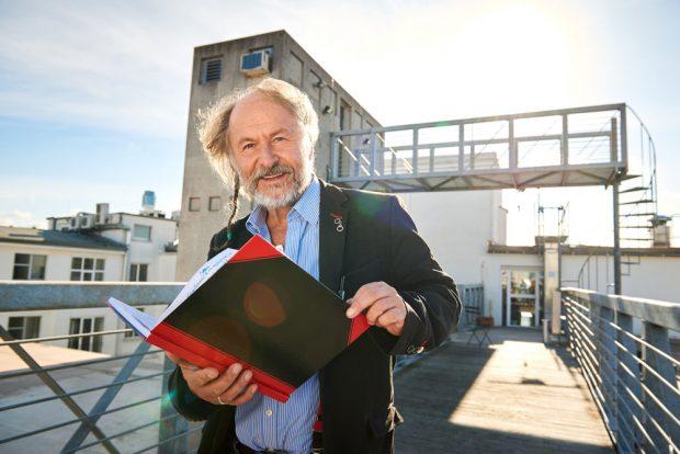 """Klaus-Peter Wolf, Autor von """"Ostfriesenfluch"""". Foto: Gaby Gerster"""