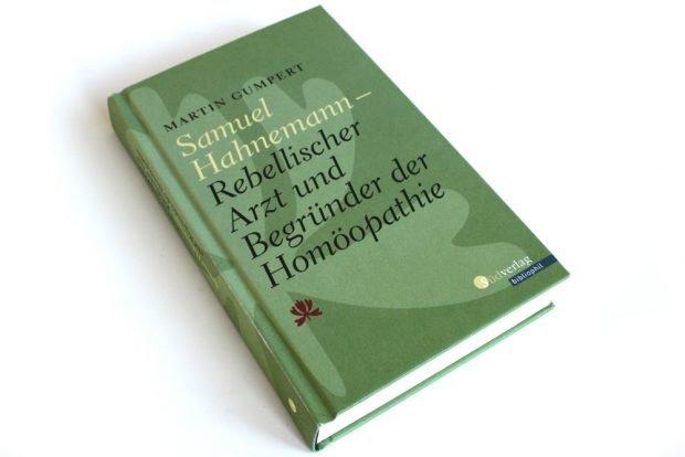 Martin Gumpert: Samuel Hahnemann. Foto: Ralf Julke
