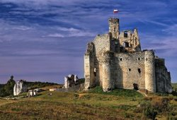 Burg Mirow. Foto: Robertoo/PL