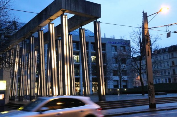Das LVZ-Hauptgebäude am Petersteinweg. Foto: L-IZ.de