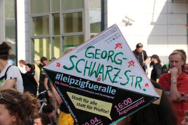 Der Zug der Aufwertung zieht auch gerade von Lindenau weiter nach Leutzsch. Foto: L-IZ.de