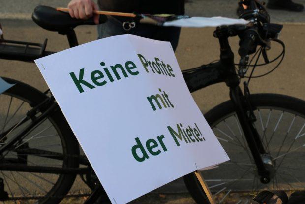 Einer der meistgerufensten Slogans an diesem Tag. Foto: L-IZ.de