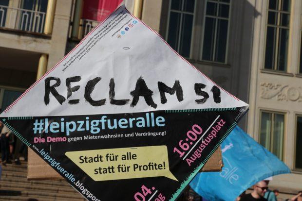 Ein weiteres Beispiel für die Probmele der Mieter - die Reclamstraße 51. Foto: L-IZ.de