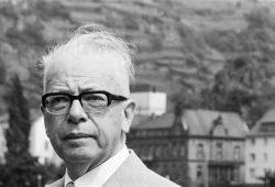 Gustav Heinemann. Foto: BPA