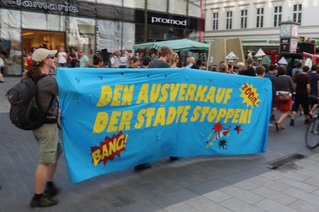 In Berlin schon weiter fortgeschritten und in Leipzig gerade im Gange. Foto: L-IZ.de