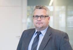 Prof. Dr. rer. nat. Lutz Engisch, Prorektor für Bildung der HTWK Leipzig. Foto: HTWK Leipzig