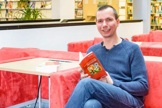 Prof. Heinz-Jürgen Voß. Foto: Christian Auspurg/Hochschule Merseburg