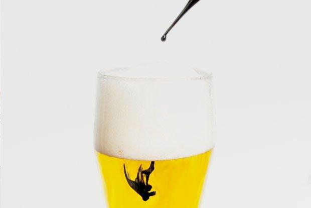 Glyphosat im Bier? Foto: Stephan Lips