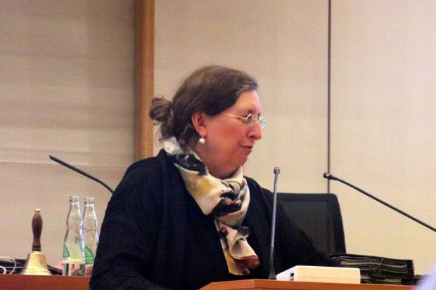 Baubürgermeisterin Dorothee Dubrau (Parteilos). Foto: L-IZ.de