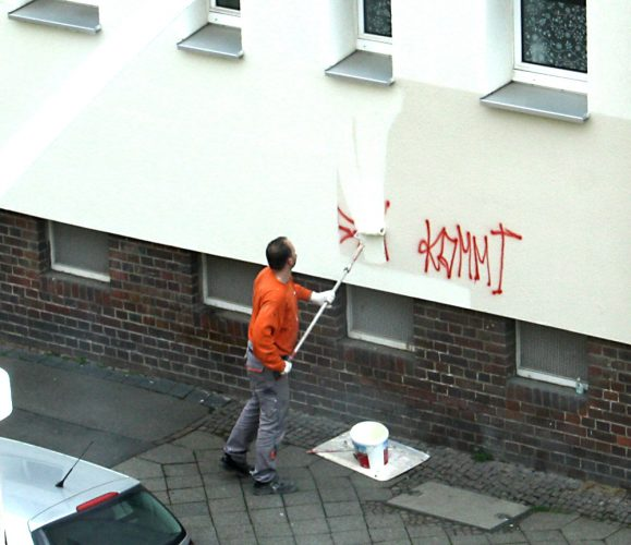 Drei Minuten später... Foto: Ralf Julke