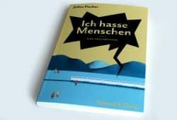 Julius Fischer: Ich hasse Menschen. Foto: Ralf Julke