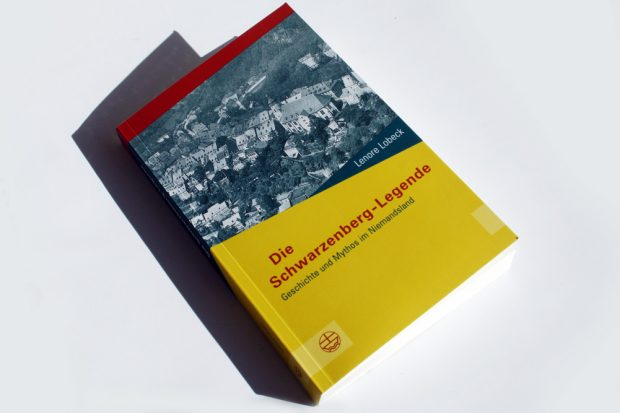 Lenore Lobeck: Die Schwarzenberg-Legende. Foto: Ralf Julke