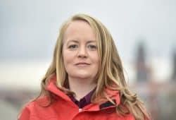 Anne Neuendorf. Foto: DGB Sachsen