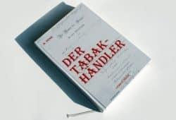 Antje Penk: Der Tabakhändler. Foto: Ralf Julke