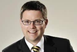Lars Rohwer. Foto: CDU Sachsen