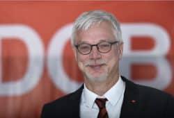Markus Schlimbach. Foto: DGB Sachsen