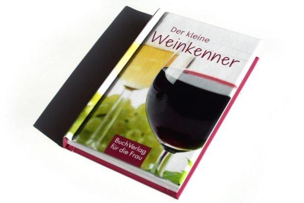 Carlos Steiner: Der kleine Weinkenner. Foto: Ralf Julke