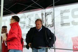 Frank Bsirske, Vorsitzender der Gewerkschaft ver.di. Foto: L-IZ.de