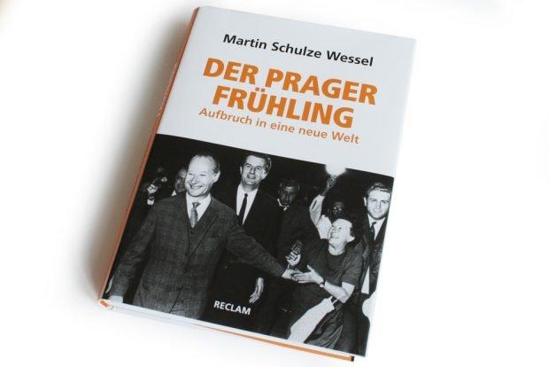 Martin Schulze Wessel: Der Prager Frühling. Foto: Ralf Julke