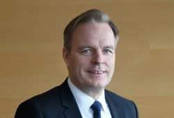 Dr. Frank Brinkmann, Geschäftsführer DREWAG - Stadtwerke Dresden GmbH. Foto: Anja Schneider