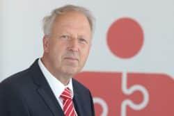 Der scheidende Ostsparkassen-Präsident. Vorher Landrat im Harz, seit 2013 OSV-Präsident, Dr. Michael Ermrich (CDU) geht 2019 in Ruhstand. Foto: Presse / OSV