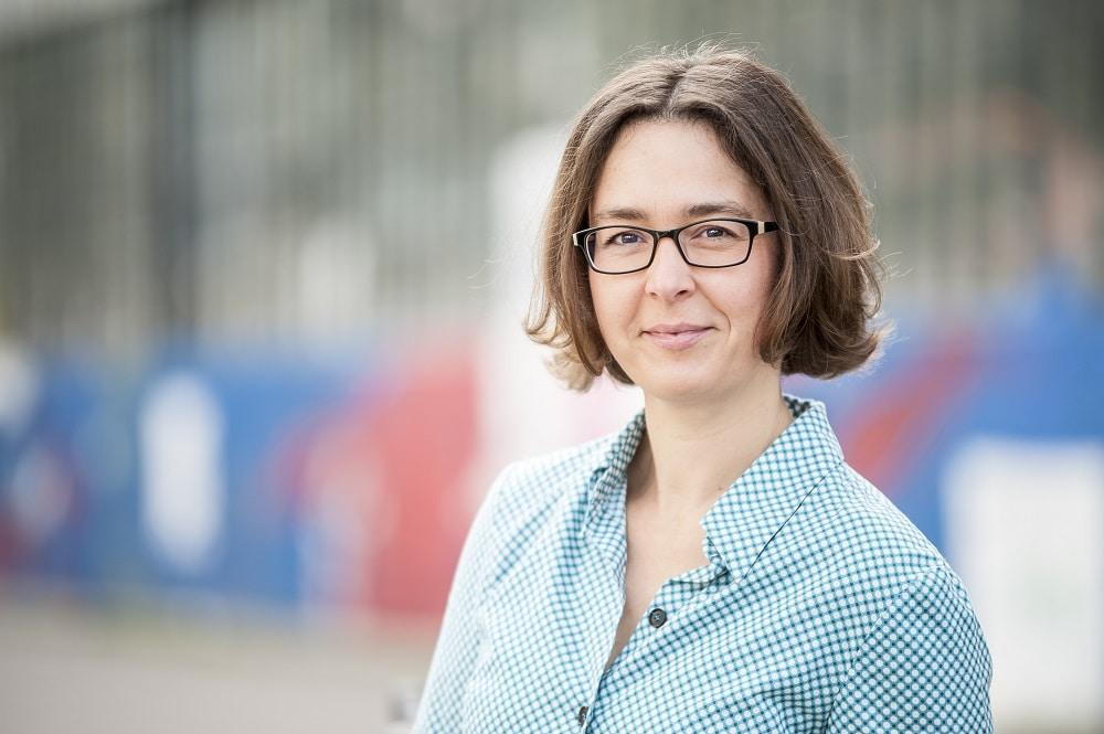 Landtagsabgeordnete Claudia Maicher (Bündns 90 / Die Grünen) . Foto: Kristen Stock