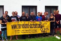 Die Crew vom Ferienland Verein braucht Unterstützung für das diesjährige Ferienlager. Foto: Ferienland e.V.
