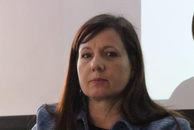 LWB-Geschäftsführerin Iris Wolke-Haupt am 3. Mai 2018 immer angefragt. Foto: L-IZ.de