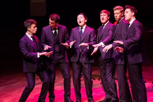 The King's Singers. Foto: Dreieck Marketing/Sören Wurch