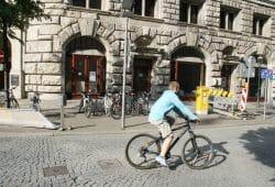 Das ehemalige Bürgeramt an der Markgrafenstraße. Foto: Ralf Julke