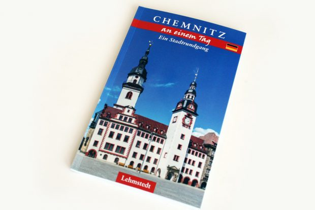 Jens Kassner: Chemnitz an einem Tag. Foto: Ralf Julke