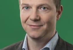 Wolfram Günther. Foto: Dirk Hanus