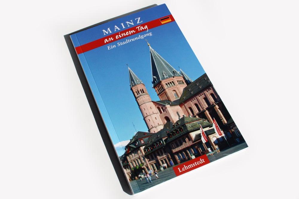 Andrea Reidt: Mainz an einem Tag. Foto: Ralf Julke
