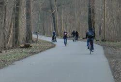 Der Nonnenweg im Winter. Foto: Ralf Julke