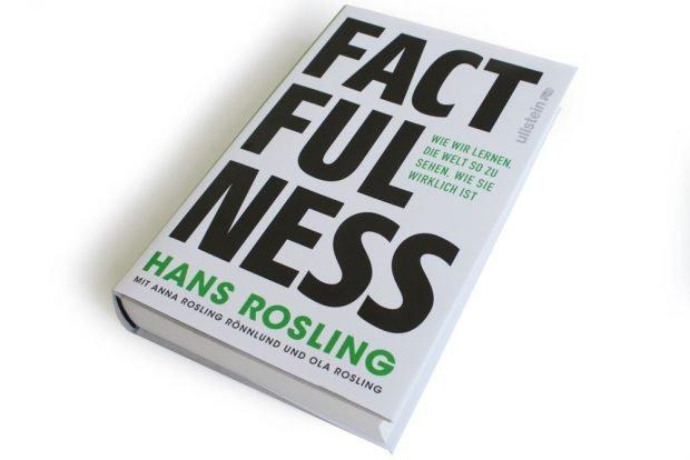 Hans Rosling: Factfulness. Foto: Ralf Julke