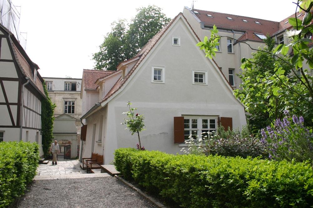 Schillerhaus in Gohlis. Archivfoto: Ralf Julke