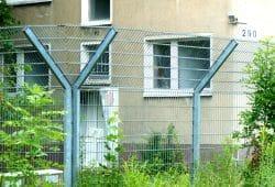 Unterkunft in der Torgauer Straße. Archivfoto: Gernot Borriss