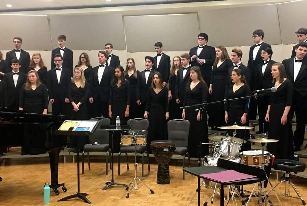 Der Bexley Choir, Foto: Kirchenbezirk Leipzig