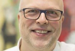 Prof. Franz Wolfgang Hirsch vom UKL leitet den Europäischen Kongress der Kinderradiologen in Berlin und freut sich auf Vorträge der Weltelite seines Fachs. Foto: Stefan Straube/UKL