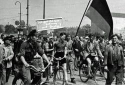 Der 17. Juni 1953 in Leipzig. Foto: Helga Müller/SGM