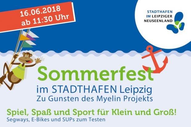 Auszug Poster. Foto: Stadthafen Leipzig