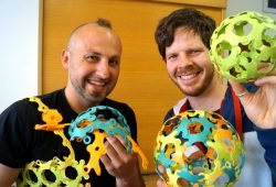 Tony Ramenda & Matthias Meister. Foto: PR