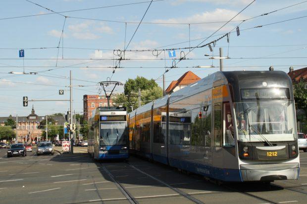 Schon die Verkehrsmittelwahl verändert die eigene CO2-Bilanz deutlich. Foto: Ralf Julke