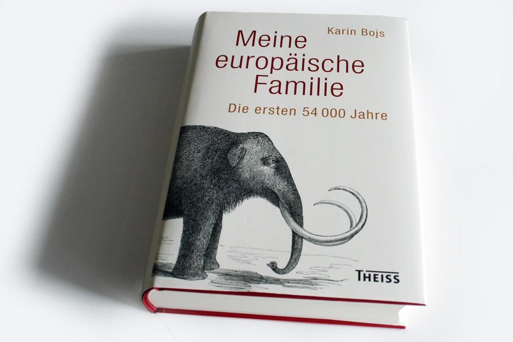 Karin Bojs: Meine europäische Familie. Foto: Ralf Julke