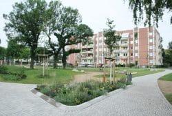 Cäcilienpark in Reudnitz. Foto: Ralf Julke