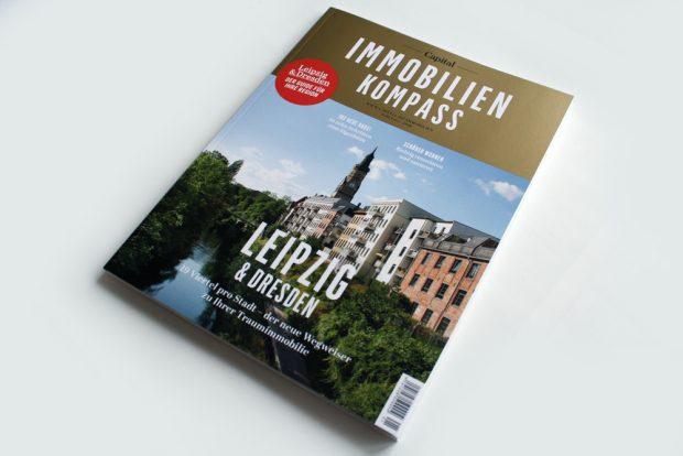 """Wer Geld hat, kauft sich was in Leipzig: """"Capital""""-Immobilienkompass. Foto: Ralf Julke"""