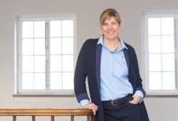 Sportpsychologin Prof. Dr. Anne-Marie Elbe Foto: Swen Reichhold/Universität Leipzig